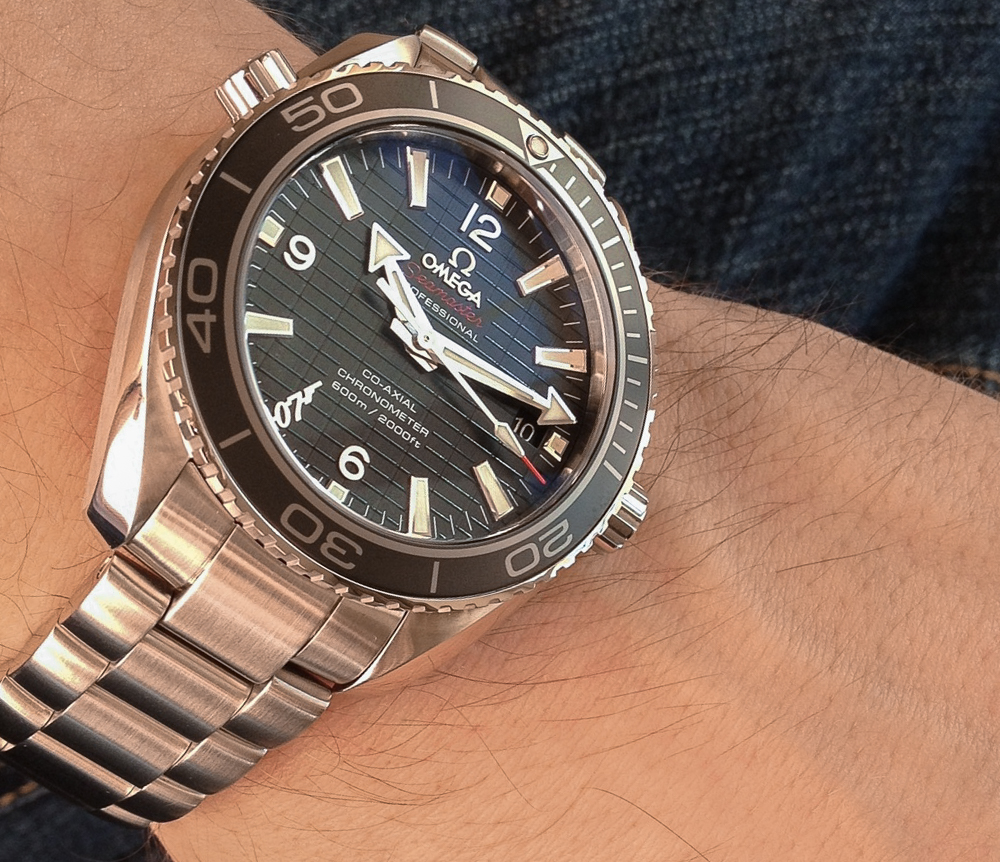Часы omega seamaster professional 007