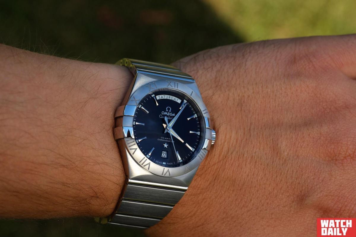Test of the Omega Seamaster 300 M - The Watch
