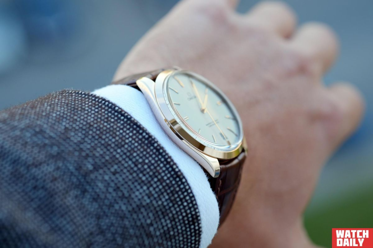Часы омега де виле 309 стоимость