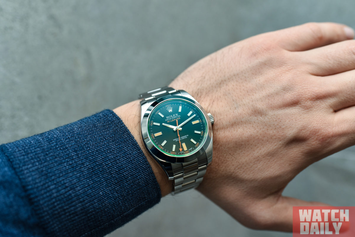 Купить копии часов Milgauss от 49 980 руб в