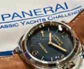 Обзор Panerai Luminor Marina 1950 3 Days Acciaio (PAM00422) или хорошего много не бывает