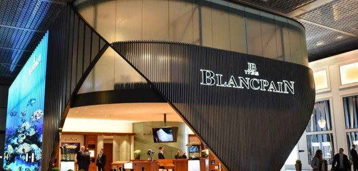 Basel 2017: Репортаж со стенда Blancpain