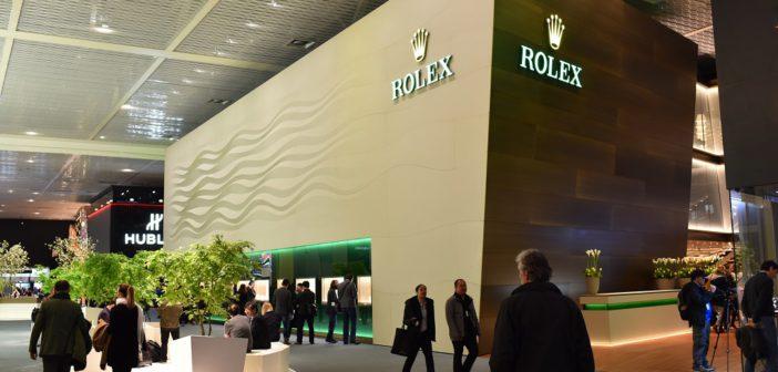 Basel 2017: Репортаж со стенда Rolex