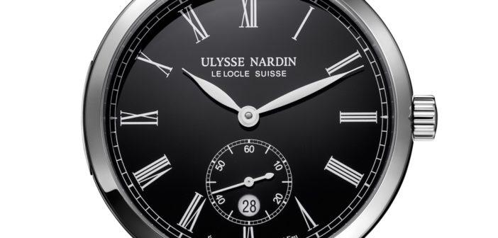 Pre-SIHH 2018: Ulysse Nardin Classico Manufacture Grand Feu