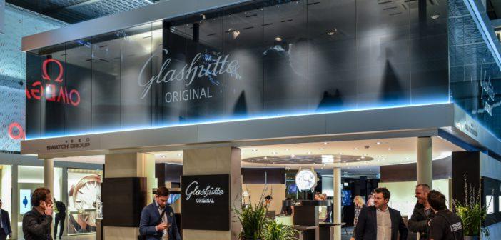 Basel 2018: Репортаж со стенда Glashütte Original