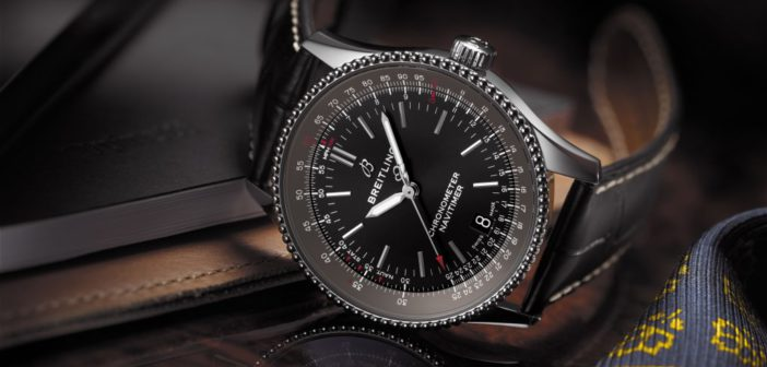 Basel 2018: Breitling Navitimer 1 Automatic 38