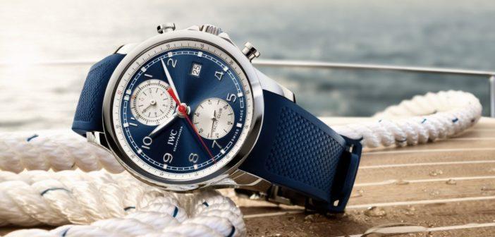 IWC Portugieser Yacht Club Chronograph «Summer Edition»