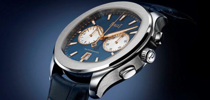 Piaget Polo S Bucherer Blue Edition