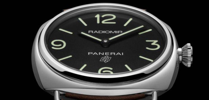 Panerai Entry-Level Radiomirs 2018