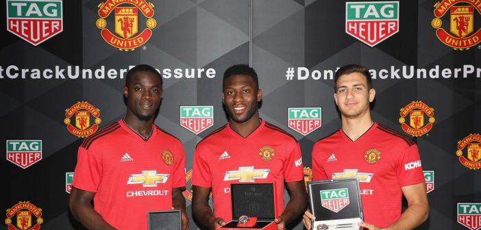 TAG Heuer Manchester United Special Editions 2018