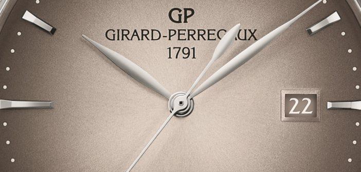 Girard-Perregaux 1966 Smoky Grey Dial