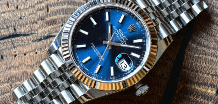 Обзор Rolex Datejust 41 (126334)
