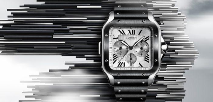 SIHH 2019: Santos de Cartier Chronograph