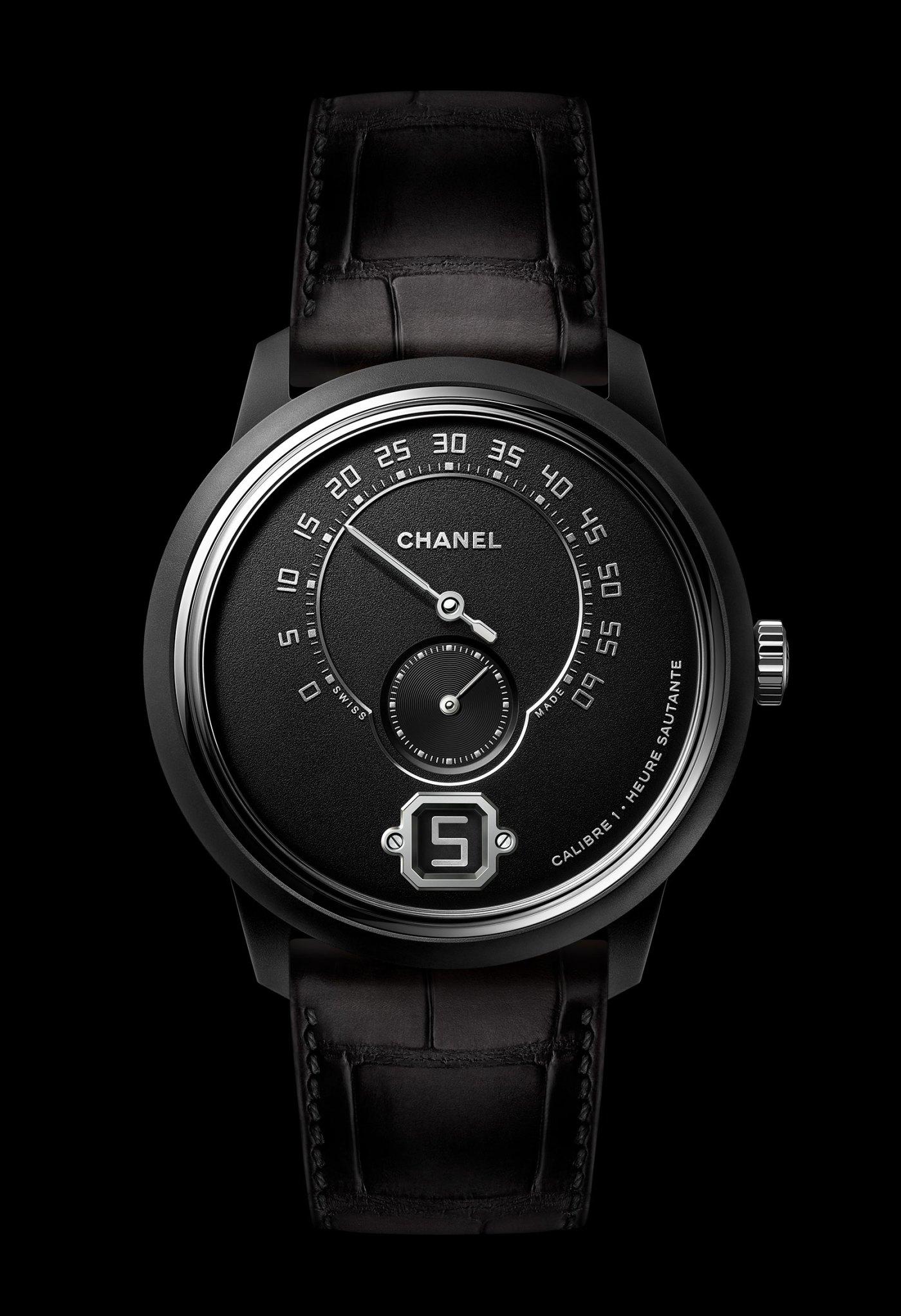 Chanel Monsieur de Chanel Édition Noire