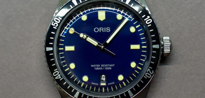 Oris Divers Sixty-Five 2019