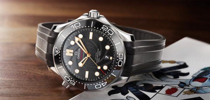 Omega Seamaster Diver 300M «James Bond» Limited Edition