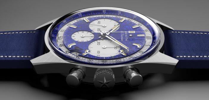 Zenith One-Off El Primero Chronograph in Platinum