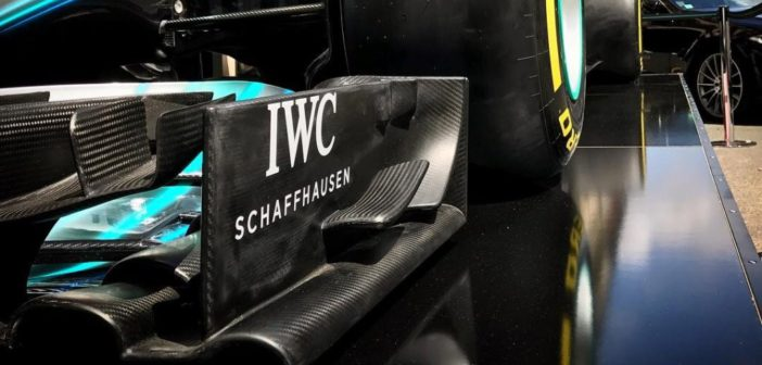 IWC Pilot's Watches to Mercedes-AMG Petronas Motorsport