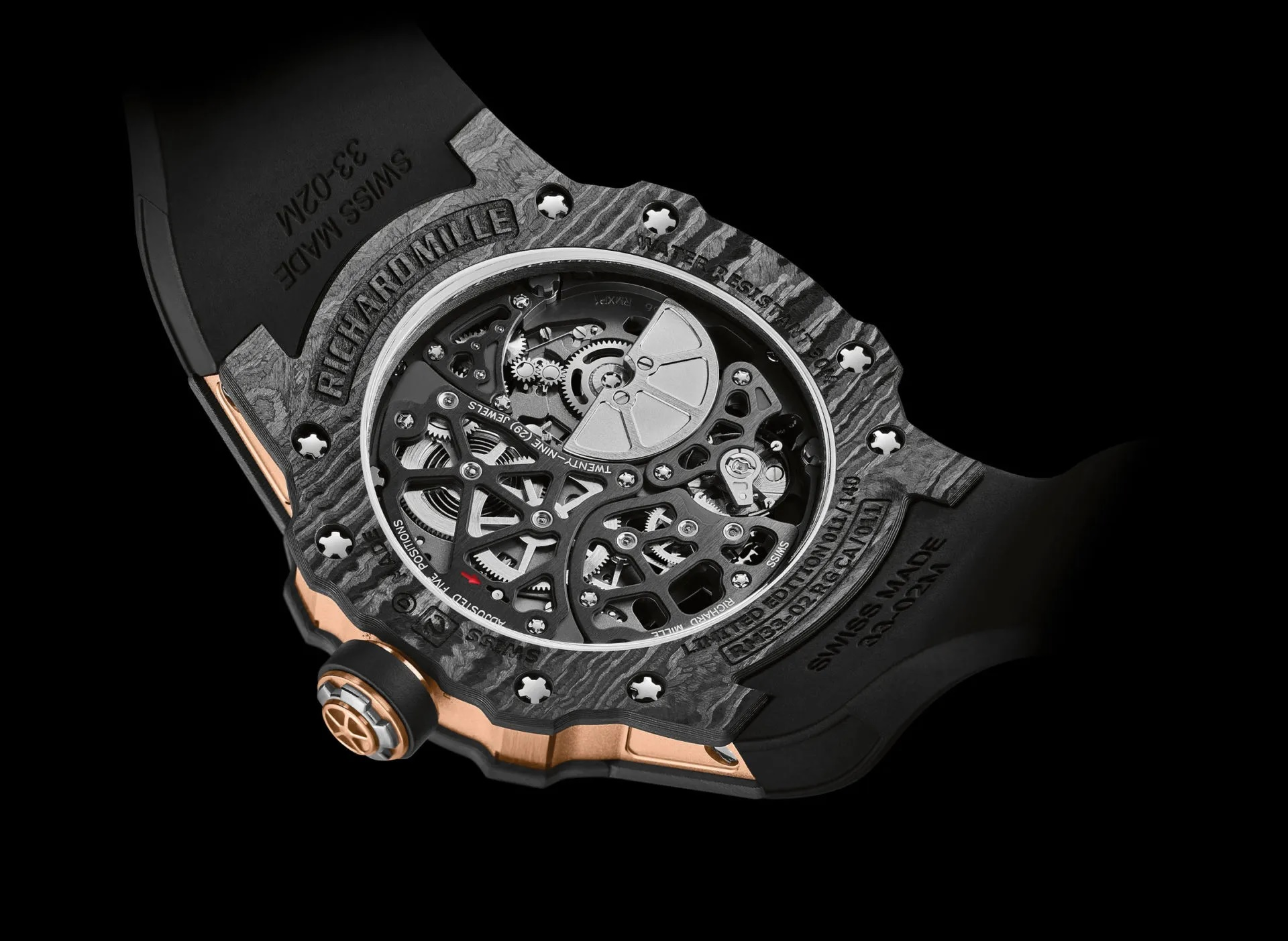 Richard Mille RM 33-02 Automatique
