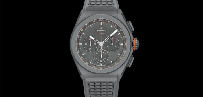 Zenith Defy 21 New Limited Editions