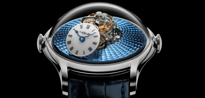 MB&F Legacy Machine FlyingT 2020