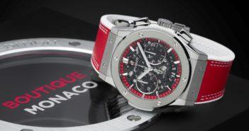 Hublot Classic Fusion Aerofusion Chronograph Special Edition «Boutique Monaco»