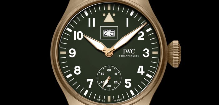 IWC Big Pilot's Watch Big Date Spitfire Edition «Mission Accomplished»