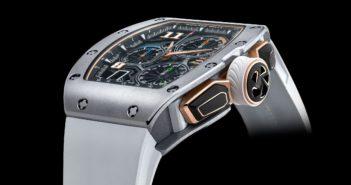 Richard Mille RM 72-01 Lifestyle Chronograph