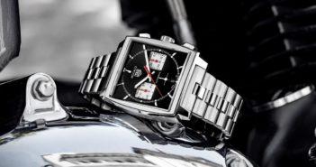 Новый браслет для TAG Heuer Monaco Heuer 02