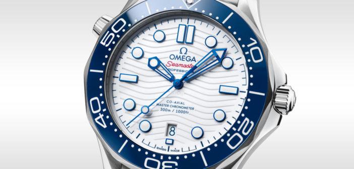 Omega Seamaster Diver «Tokyo 2020»