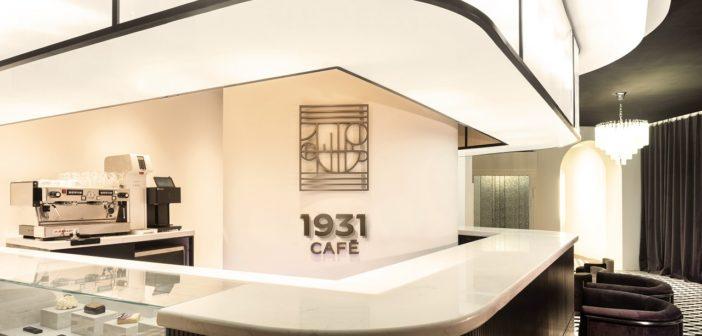 Jaeger-LeCoultre представляет «1931 Café»