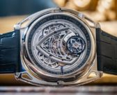 DeBethune x Voutilainen Kind of Magic for Only Watch 2021