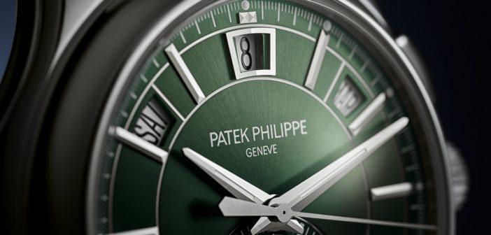 Patek Philippe Ref. 5905/1A Flyback Chronograph Annual Calendar